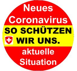 Corona-Virus – Wir haben wieder offen